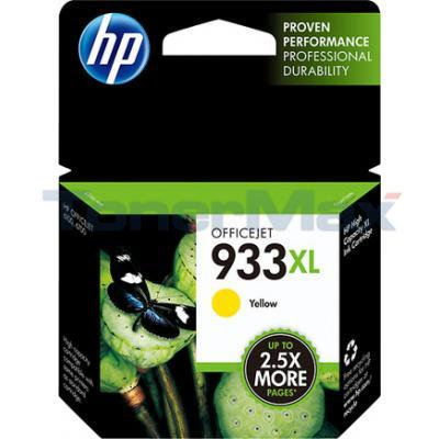 HP 933XL INK YELLOW